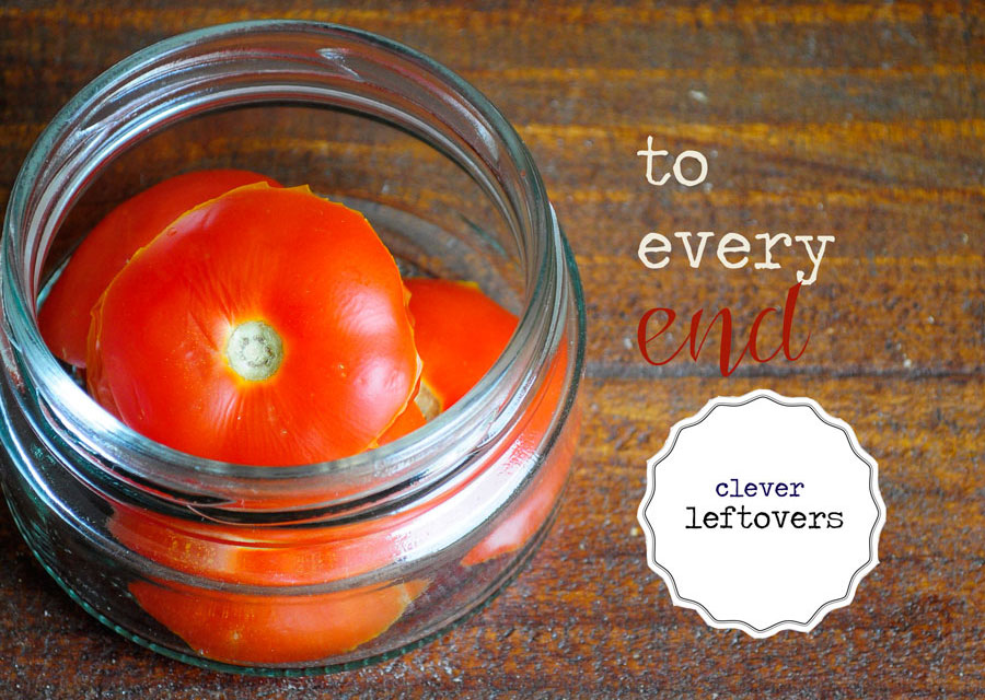 Tangy Tomato End Bits